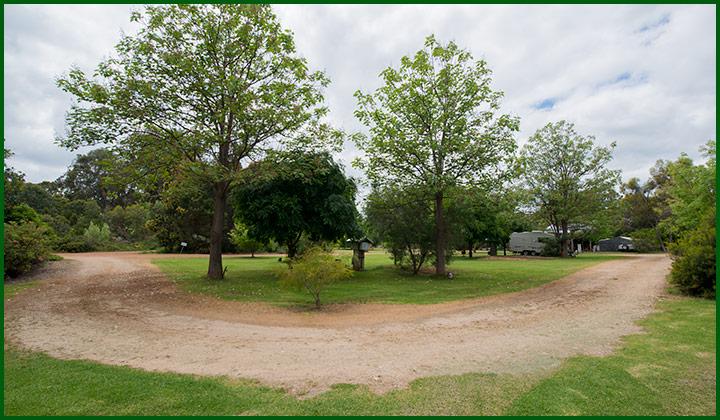 Maranup Ford Caravan Site